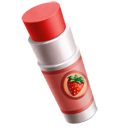 Shea Strawberry Lip Balm