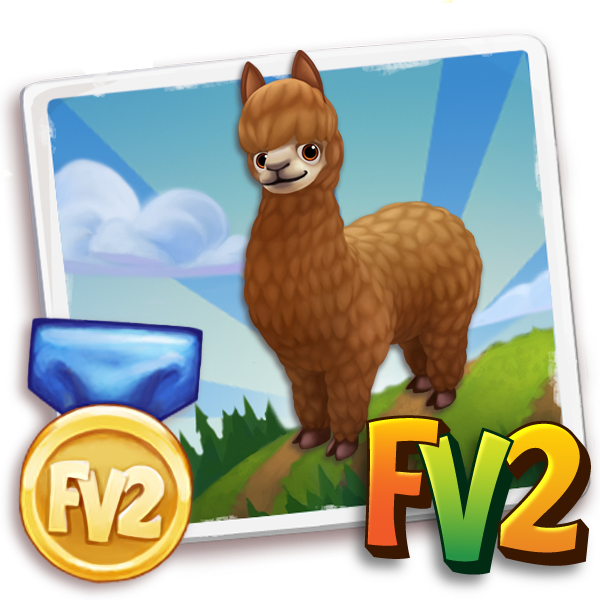 All free Farmville2 alpaca adult brownsuri 600 prized offset1.png gifts