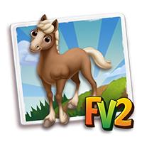 e_animal_baby_horse_friesian_chestnut