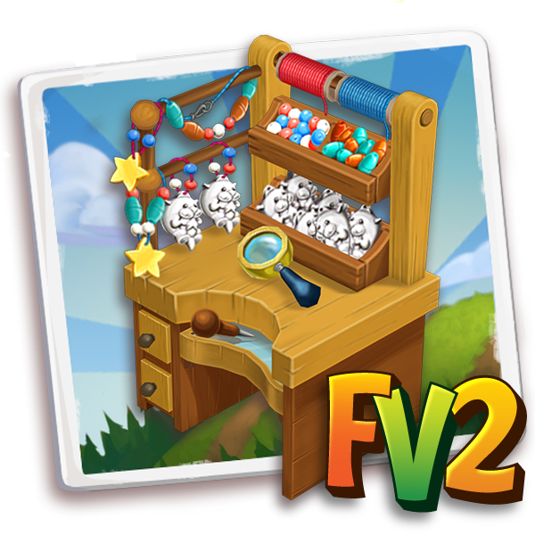Items in game Farmville2