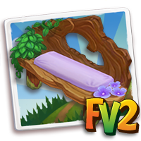 Fairyland Bench