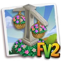 Flower Basket Stands
