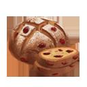 Raisin Rye Bread