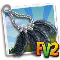 crafting necklace bird feather