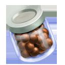 Chocolate Covered Raisin