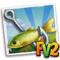 questing fish hook